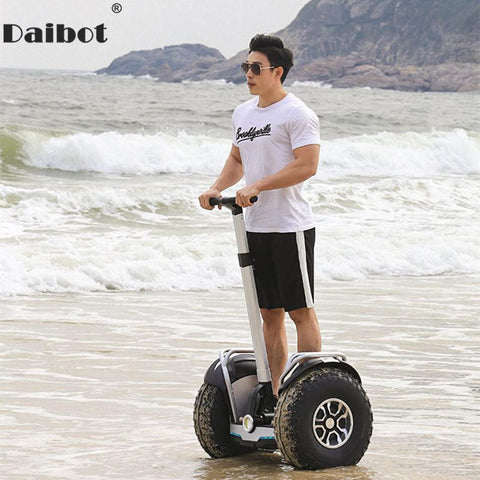 Image of Powerful Two Wheel Electric Scooter - esavy