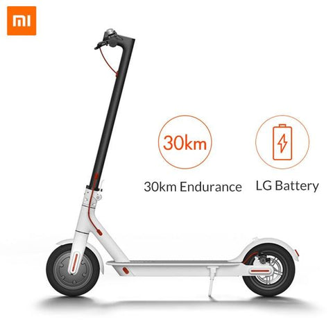 Xiaomi Mijia Electric Scooter M365 Smart E-Scooter Skateboard Mini Foldable Hoverboard Patinete Electrico Adult 30km Battery Electric Scooter XIAOMI Default Title