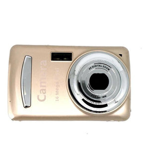 XJ03 Portable 16 Million Pixel Compact Digital Camera for Kids