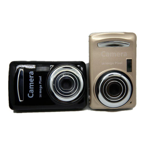XJ03 Children's Durable Practical 16 Million Pixel Compact Home Digital Camera Portable Cameras for Kids Boys Girls Digital Camera XJO3