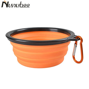 Portable Pet Folding Bowls