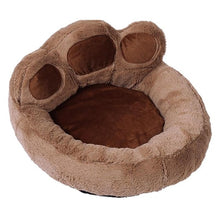 Load image into Gallery viewer, Winter Warm Paw Pet Sofa Dog Beds Bottom Soft Cotton Warm Cat Bed House For Small Medium Dogs House Pet Beds for Cat