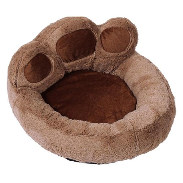 Winter Warm Paw Pet Sofa Dog Beds Bottom Soft Cotton Warm Cat Bed House For Small Medium Dogs House Pet Beds for Cat