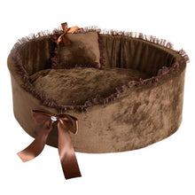 Load image into Gallery viewer, Bowknot Dog Bed