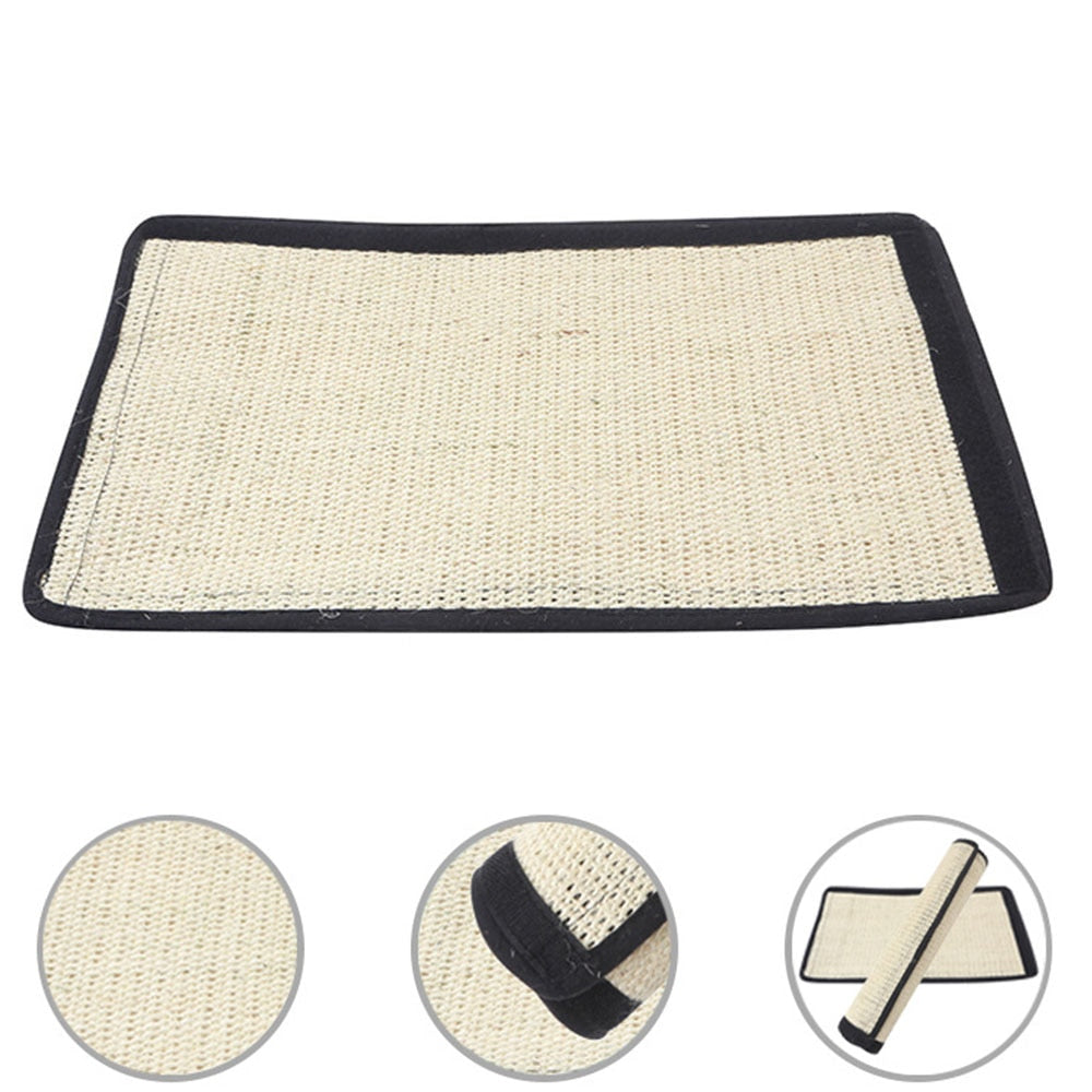 Cat Scratching Post and Mat