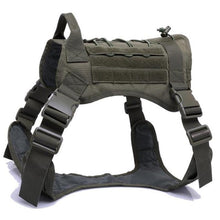Load image into Gallery viewer, New ! Waterproof Military Police Dog Vest Harness