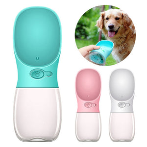 Portable Outdoor Traveling Pet Water Dispenser