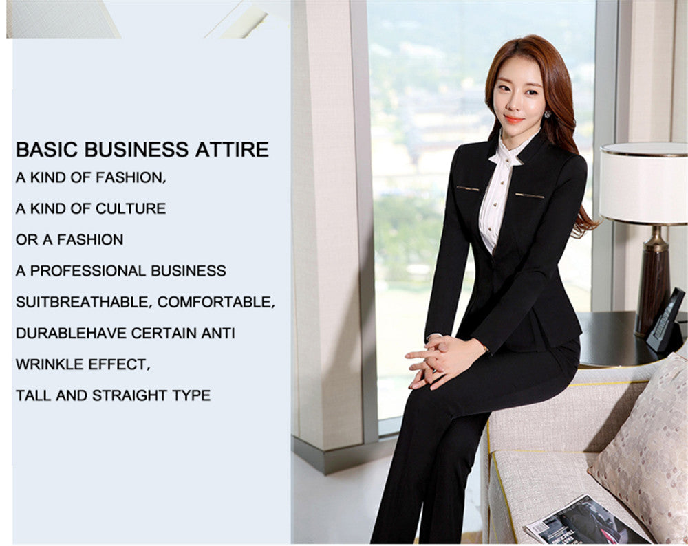 2a378a2133b Womens formal suits Workwear office uniform designs women office suits  blazers feminino spa uniform elegant business