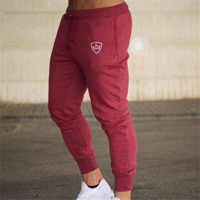 bcf6f2e5 2019 Autumn Brand Gyms Men Joggers Sweatpants Men Joggers Trousers Sporting  Clothing The high quality Bodybuilding