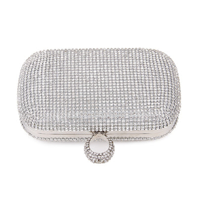 Evening Clutch Bags Diamond-Studded Evening Bag With Chain Shoulder Bag Women's Handbags Wallets Evening Bag For Wedding Party
