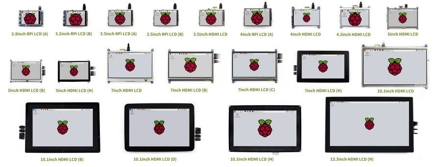 Waveshare 10 1inch HDMI LCD (B) 1280*800 Capacitive Display,IPS Touch  Screen,For Raspberry Pi,Banana Pi,Windows 10/8 1/8/7