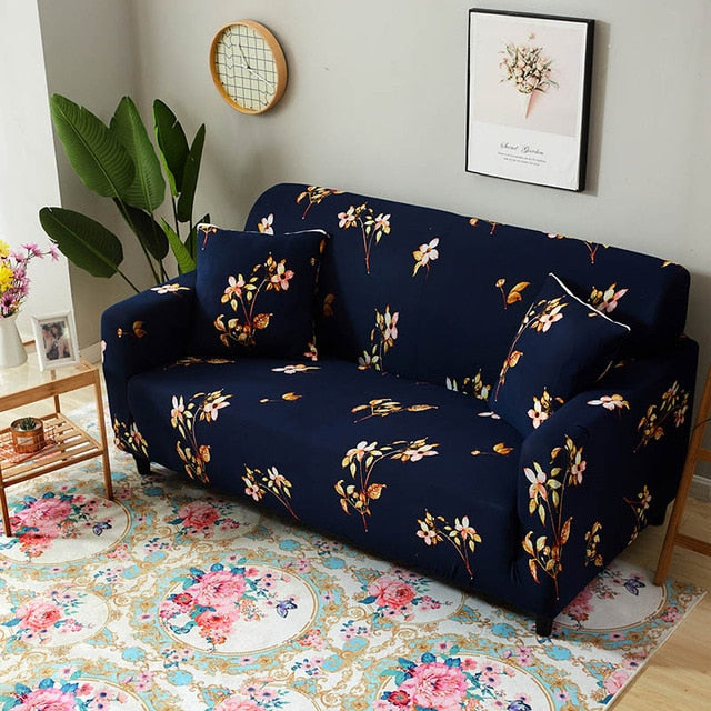 Astonishing Stretch Sofa Cover Slipcovers Elastic All Inclusive Couch Case For Different Shape Sofa Loveseat Chair L Style Sofa Case 1Pc Andrewgaddart Wooden Chair Designs For Living Room Andrewgaddartcom