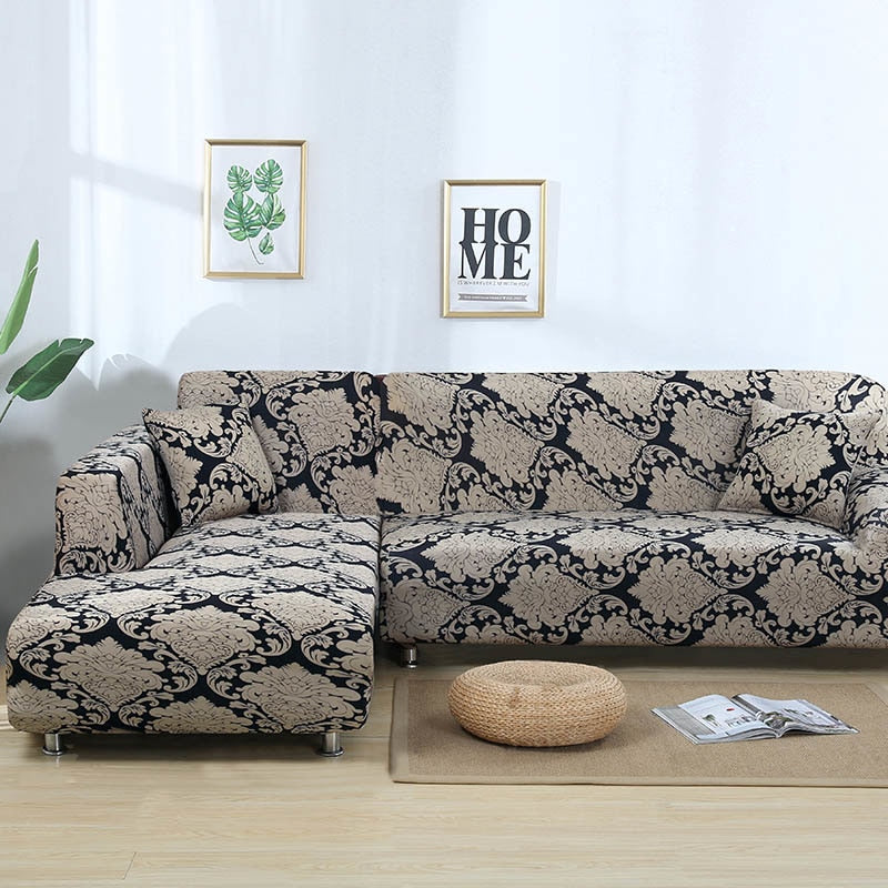 Sofa Cover Tight Wrap All-inclusive Stretch Modern Sofa Covers for ...