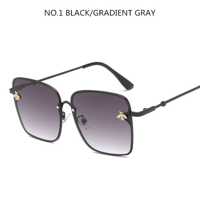e238cf37669d 2019 Oversize Square Sunglasses Men Women Celebrity Sun Glasses Male  Driving Superstar Luxury Brand Designer Female