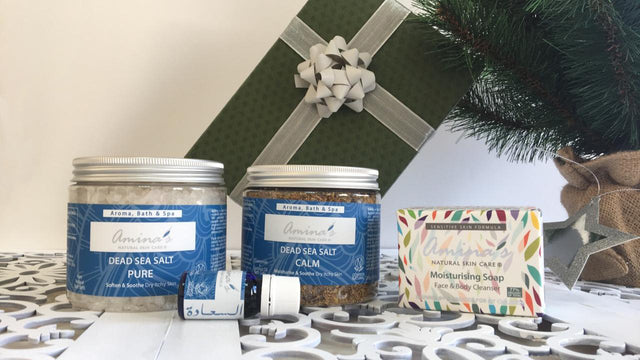 Holiday Home Spa Gift Set