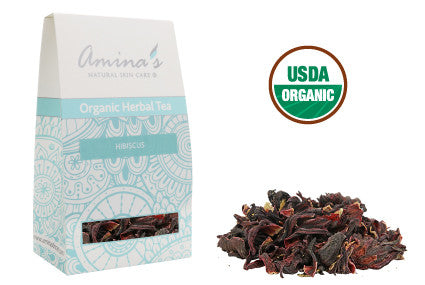 Hibiscus Herbal Tea 30g