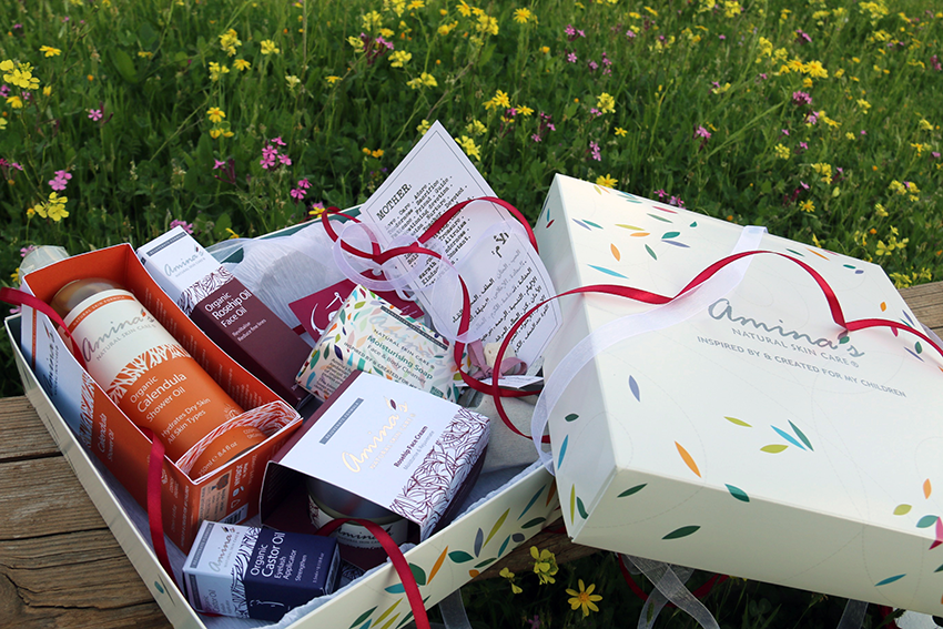 Mother's day Natural skincare giftbox