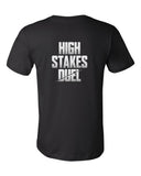 High Stakes Duel Black T-Shirt