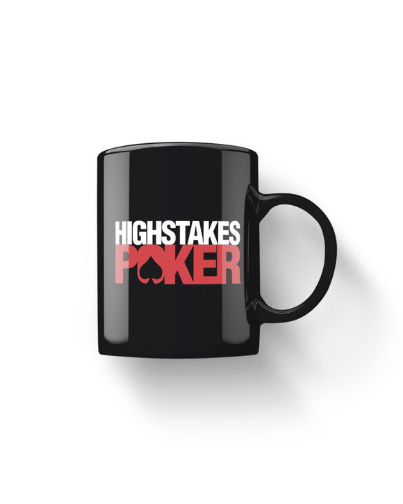 High Stakes Poker Coffee Mug