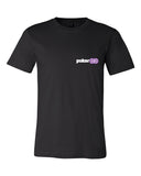 Poker After Dark Black T-Shirt