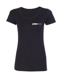 PokerGO Ladies Black T-Shirt