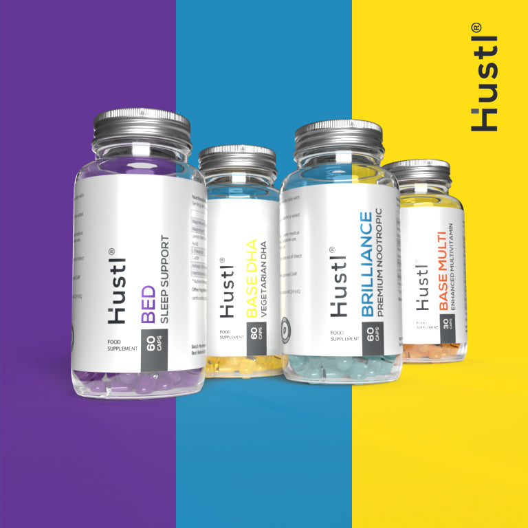 Hustl® Original Stack - 30 Day Supply