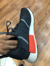 Load image into Gallery viewer, Grey red Nmd size 9.5