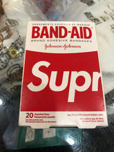 Load image into Gallery viewer, Brand new Red Supreme Band aids