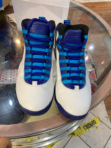 Charlotte 10s size 11