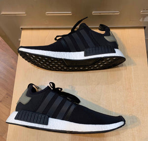 NMD R1 Black Trace Cargo Size 13.5