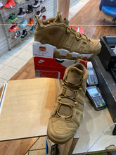 Load image into Gallery viewer, Air More Uptempo Wheat Size 11