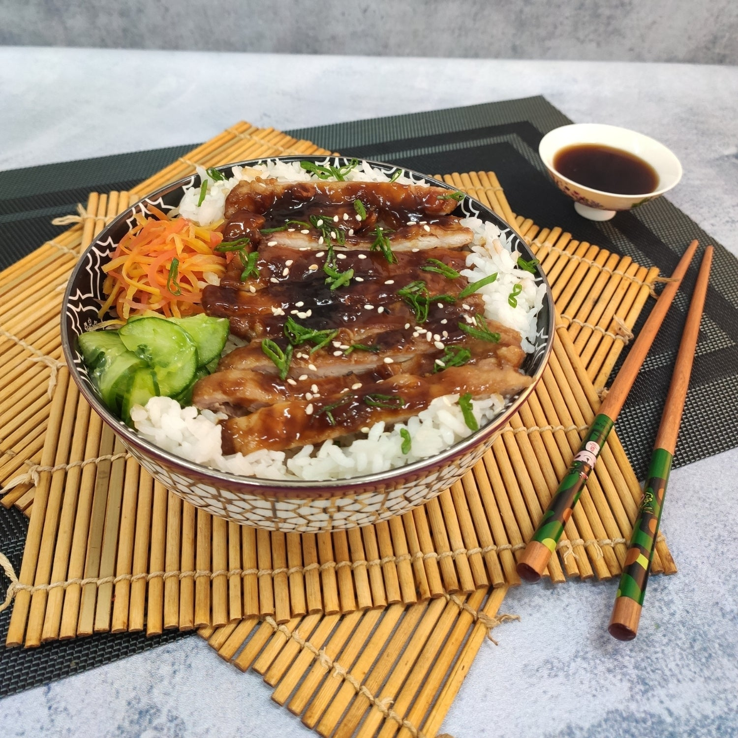 B18 Chicken Teriyaki Don