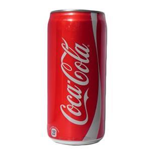 Drinks - B51 Coca Cola 300ml Can
