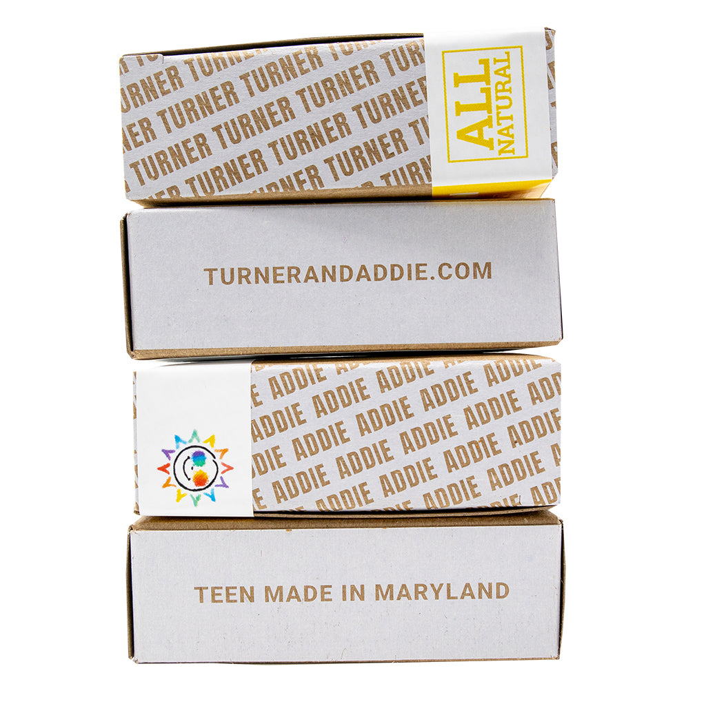 Here Comes the Sun Soap Bar | Handmade Natural Soap for Teens