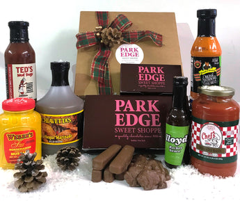 The Holiday Buffalo Box - Small or Large