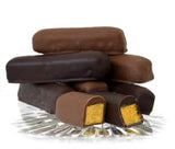 Sponge Candy - Milk, Dark or Orange Chocolate