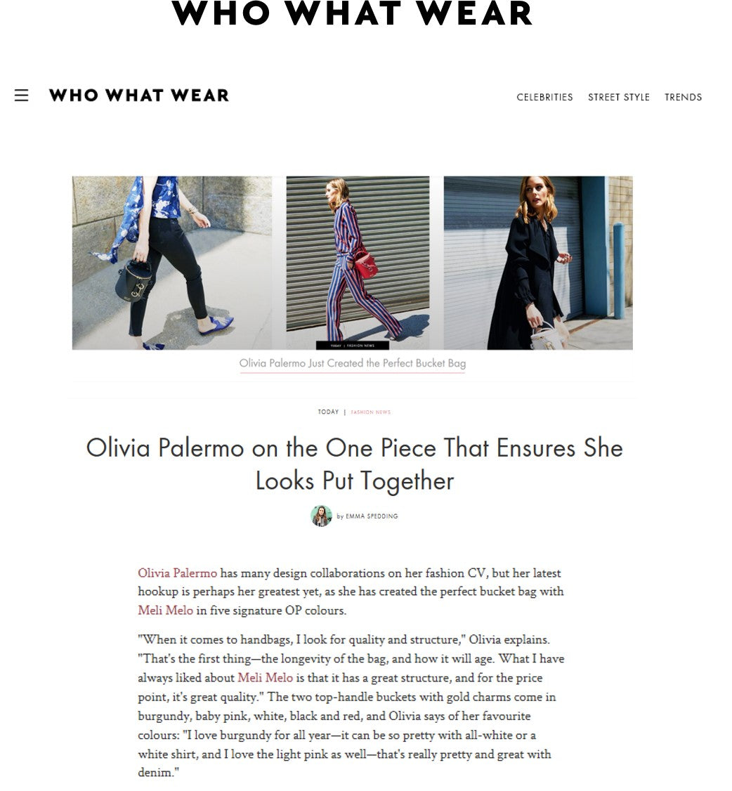 who what wear olivia palermo