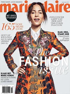 The fashion issue. Marie Claire