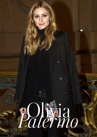 Sensational On the Go Clutch Olivia Palermo