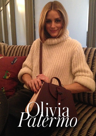 Celebrities Fashion Icon Olivia Palermo in London