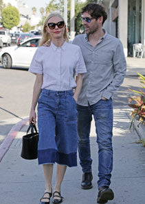 Fashion icon Kate Bosworth