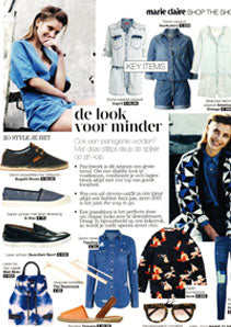 Marie Claire Netherlands | Press meli melo