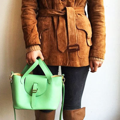 Thela Mini Bag Pistachio Green