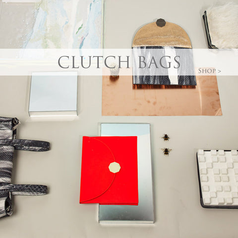 meli melo Clutch Bags