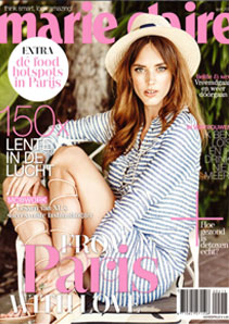 Marie Claire Netherlands Cover | Press meli melo