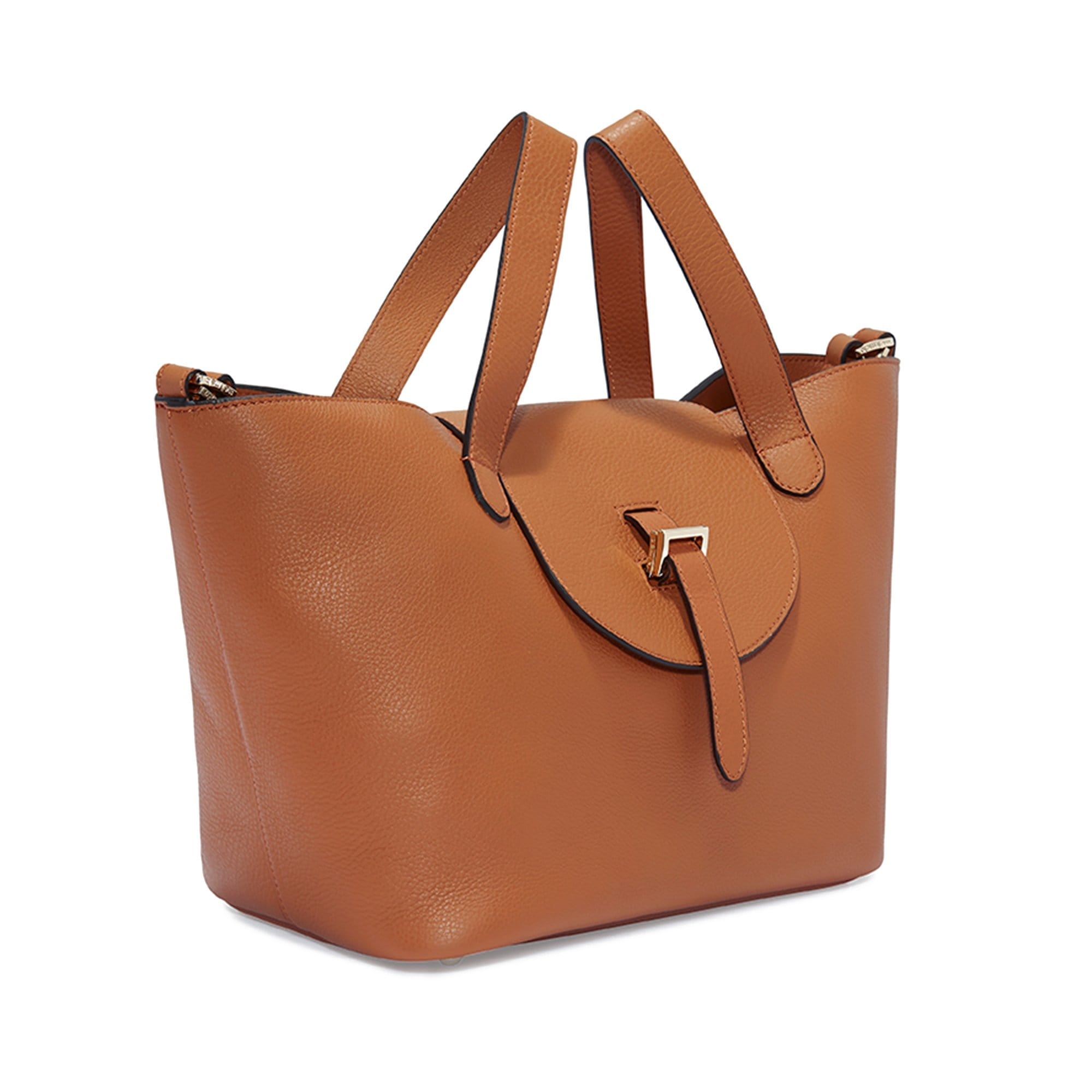 9cac2939bed5 Thela Medium Tan Tote Bag Tan