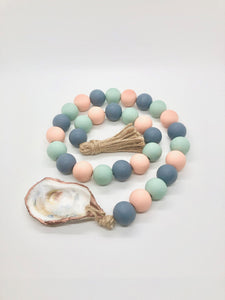 The Gilded Shell Palm Beach Pink Multi Coastline Style Hospitality Beads