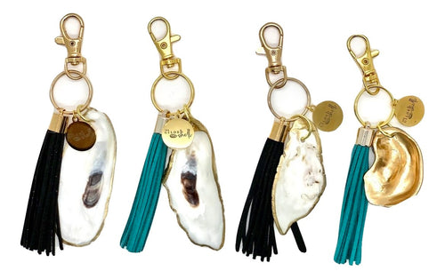 The Gilded Shell - Key Chains - Jaguar Gear- Product Photo