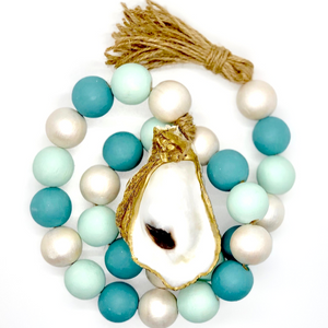 The Coastline - Outer Banks - Turquoise Multi