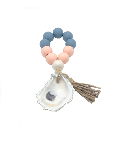 The Gilded Shell Palm Beach Pink and Blue Tide Pool Style Hospitality Beads